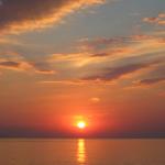 Настроение дня — восход солнца