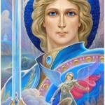 Техника «Защитное Пламя Архангела Михаила»