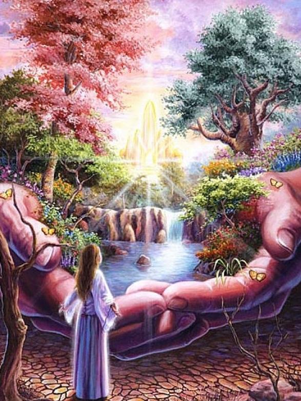 Медитация Дары Вселенной