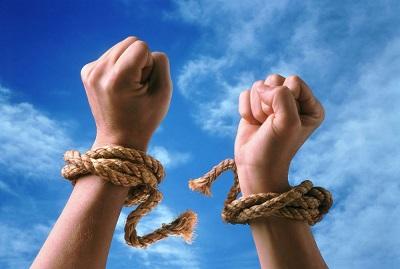 Упражнение для избавления от привязок и старых связей