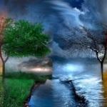 Настроение дня — сезонность
