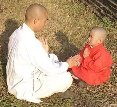 Медитация Встреча с внутренним учителем