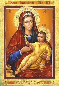 Пресвятая Богородица Козельщанская