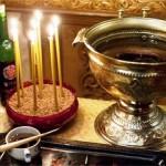 Церковные таинства. Елеосвящение