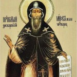 24 апреля — день памяти Преподобного Иакова Железноборовского