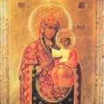 29 апреля — день празднования иконы Божией Матери «Ильинско-Черниговской»