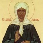 2 мая — день памяти Блаженной Матроны Московской