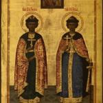 15 мая — день памяти Святых Благоверных Бориса и Глеба