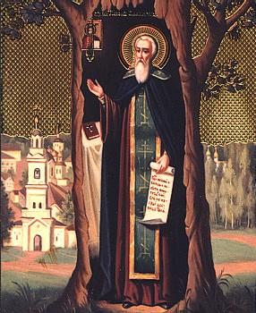 Преподобный Тихон Калужский чудотворец