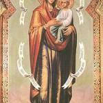 11 июня — день празднования иконы Божией Матери «Споручница грешных»