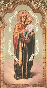 Пресвятая Богородица Споручница грешных