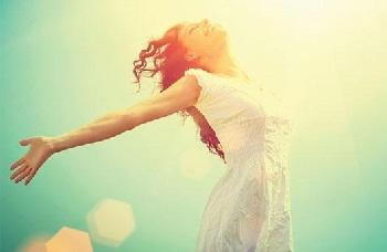 Настроение дня — свет солнца