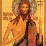 7 июля — день памяти Святого пророка, крестителя Господнего Иоанна Предтечи