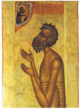 Блаженный Василий, Христа ради юродивый, Московский чудотворец