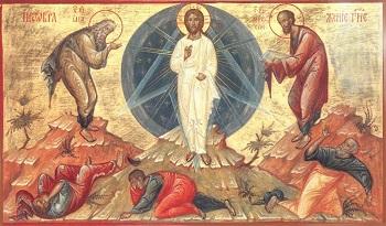 19 августа — праздник Преображение Господня