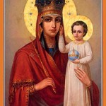 29 сентября — день празднования иконы Божией Матери «Призри на смирение»