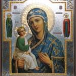 25 октября — день празднования иконы Божией Матери Иерусалимской