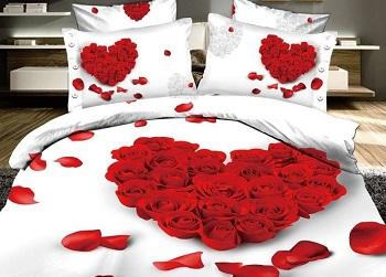 Как цвет спальни влияет на сексуальную жизнь