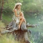Настроение дня — женственность