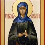 13 января — день памяти Преподобной Мелании Римляныни