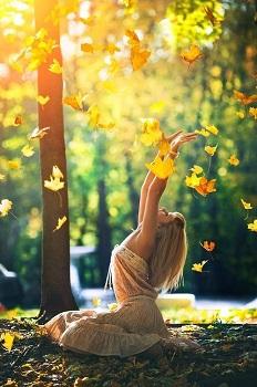 Настроение дня - вот и осень