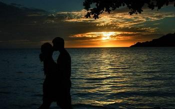 Настроение дня - поцелуи
