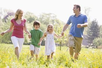 Настроение дня — погода в семье