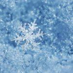 Настроение дня — снежинки